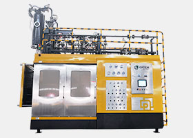 OPTEM Series Full- Automatic EPS Shape Moulding Machine